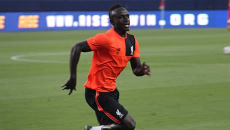 Sadio Mane sends Liverpool FC warning to Real Madrid