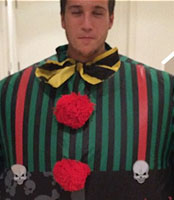 Video: Jose Enrique and Javier Manquillo get into the Halloween spirit