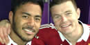 British & Irish Lions 2013: Tuilagi honoured to play with O'Driscoll