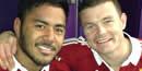 British & Irish Lions 2013: Tuilagi honoured to play with O'Driscoll