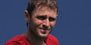 US Open 2012: Roger Federer into last eight as Mardy Fish pulls out