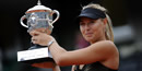 French Open 2013: Maria Sharapova delighted by quarter-final fightback