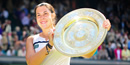 Wimbledon 2013: Battling Bartoli wins her Major after 47 attempts