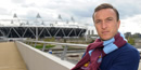 West Ham United's Mark Noble makes history at Olympic Stadium