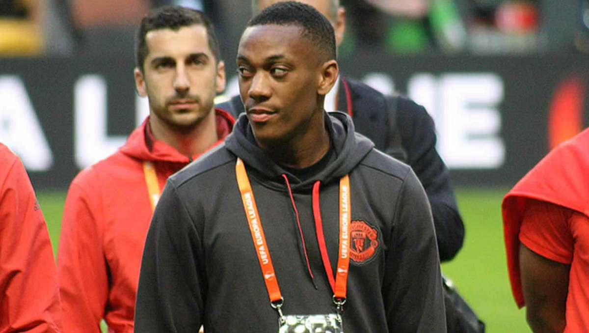 Anthony Martial (Photo: The Sport Review)