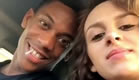 Photo: Man Utd star Anthony Martial looks sharp with his wife