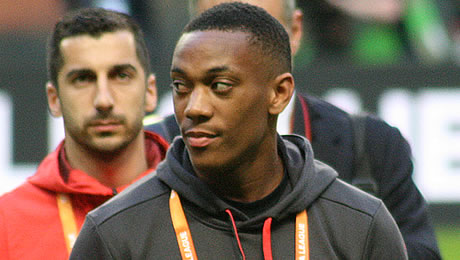 Sky Sports reporter delivers latest update on Martial at Man United