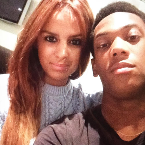 anthony martial wife