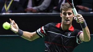 Rotterdam 2016: Martin Klizan storms past Gael Monfils to win first 500 title
