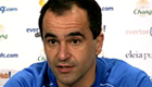 Roberto Martinez gives latest Everton injury update ahead of Arsenal clash
