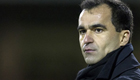 Fourth place still in Everton's hands, Roberto Martinez tells Arsenal