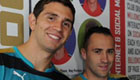 Arsenal goalkeepers all smiles for snap
