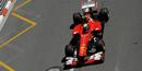 Felipe Massa crash causes red flags in Monaco Grand Prix practice