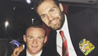 Photo: Juan Mata all smiles on team bus with Man Utd hero