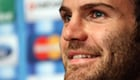 Juan Mata frustrated by wide role at Man Utd