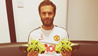 Mata shows off new boots ahead of pre-season