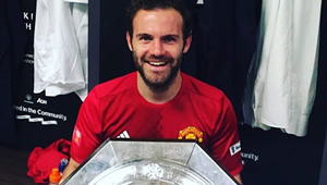 Man Utd star Juan Mata sends heartfelt message to Chelsea fans