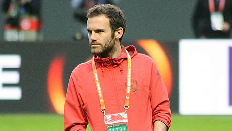 Juan Mata states his prediction for Basel v Man United