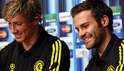 Juan Mata reflects on 'fantastic week' for Chelsea