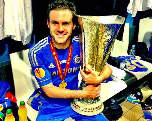 Lukaku, Mata & More: Twitter Reacts As Chelsea Win Europa