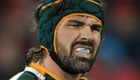 South Africa v Wales: Matfield to become Springboks most-capped Test player