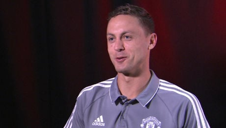 Photo: Nemanja Matic sends message to reported Man United transfer target