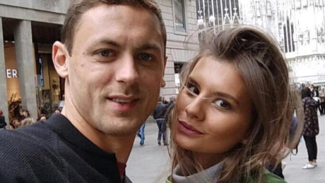 Meet Man United star Nemanja Matic's stunning Serbian wife