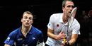 Canary Wharf Squash Classic: Matthew edges past Rodriguez