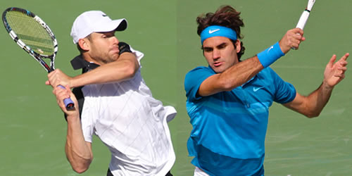 federer and roddick
