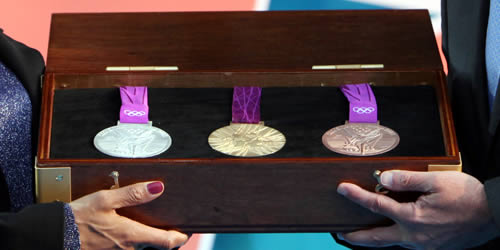 london 2012 medal count