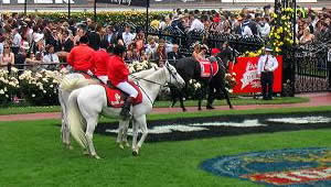 Melbourne Cup preview 2016: Can Order Of St George win?
