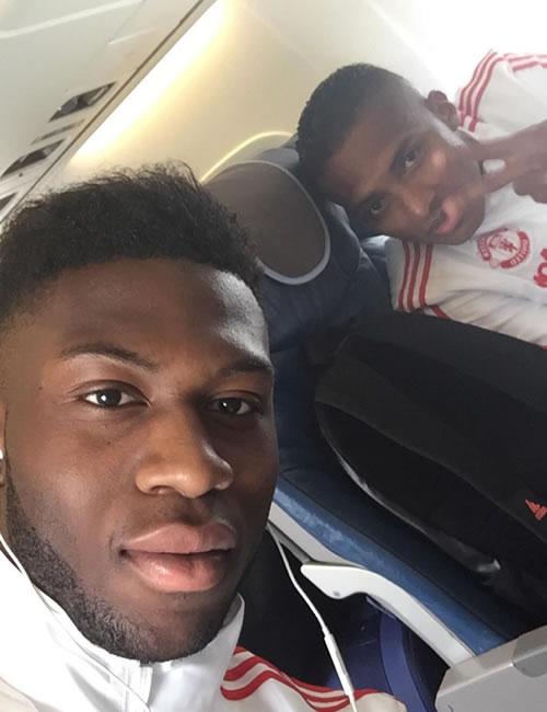 Timothy Fosu-Mensah: Netherlands name Timothy Fosu-Mensah in squad