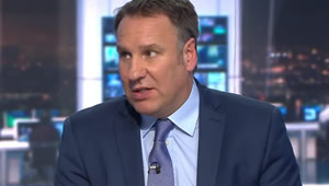 Paul Merson predicts outcome of Swansea City v Chelsea