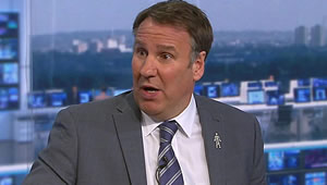 Paul Merson predicts the outcome of Chelsea v Man United