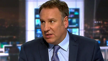 Paul Merson states his prediction for Arsenal v Man City
