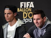 Ballon d'Or 2013: Cristiano Ronaldo 'honoured' to play against Lionel Messi