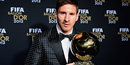 Lionel Messi: I want to win the Ballon d'Or again but it's not an obsession