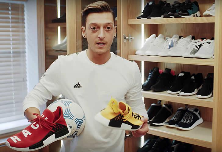 Mesut Ozil House Take A Tour Of The Arsenal Star S London