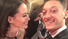 Photo: Arsenal star Mesut Ozil back together with girlfriend Mandy Capristo