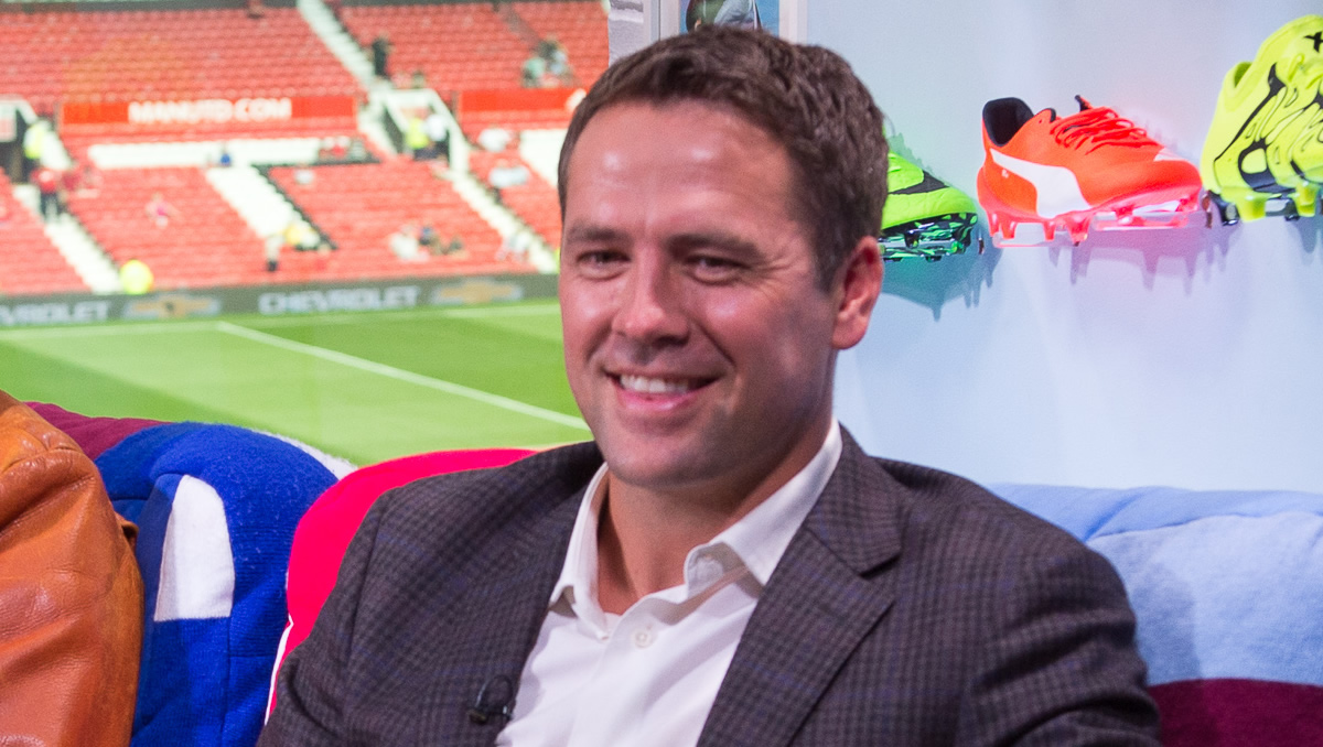 Michael Owen States His Prediction For Arsenal V Newcastle United