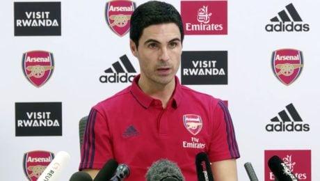 Mikel Arteta (Photo: Arsenal Media / Screengrab)