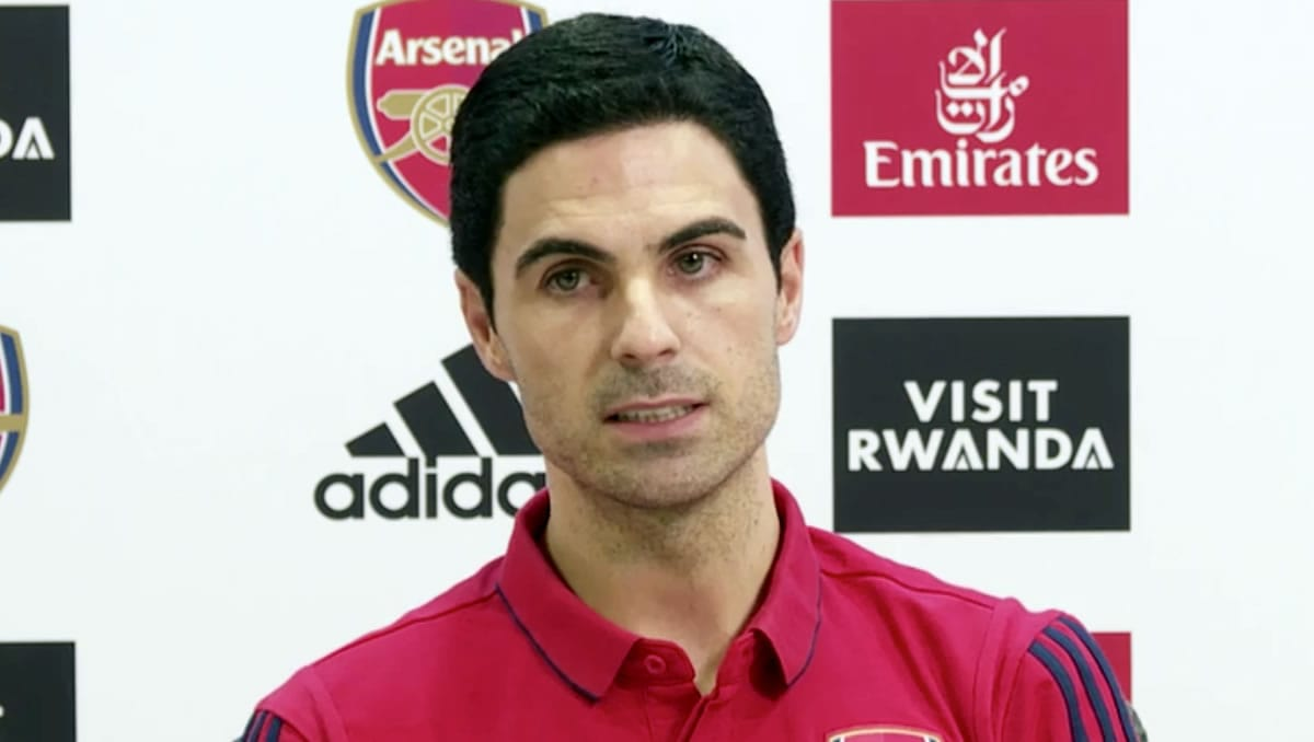 Mikel Arteta (Photo: Arsenal Media / Screengrab)