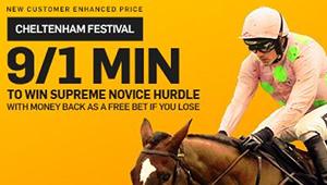 Cheltenham tips: Min, Douvan, Annie Power enhanced odds and Tuesday race schedule