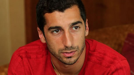 Chris Smalling opens up about Henrikh Mkhitaryan at Man United