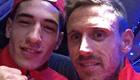Arsenal legend: Kieran Gibbs will struggle to dislodge Nacho Monreal