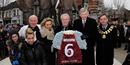 West Ham United mark 20th anniversary of Bobby Moore's death