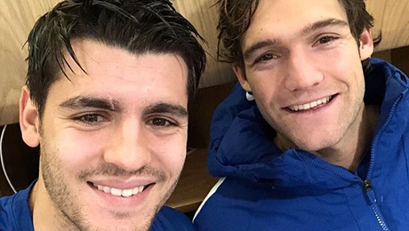 Marcos Alonso makes admission about Chelsea FC transfers