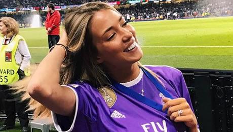 Meet new Chelsea signing Alvaro Morata's stunning wife Alice Campello