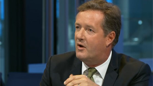 Arsenal fan Piers Morgan sends message to Bacary Sagna: You're wrong about Arsene Wenger