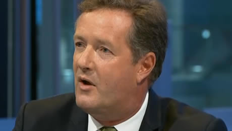 Piers Morgan reacts to Arsenal's 1-0 loss to Stoke